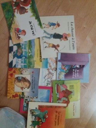 cuentos y libros FRNCES