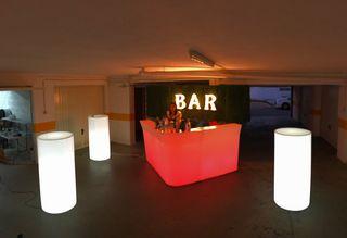 Mesas de bar
