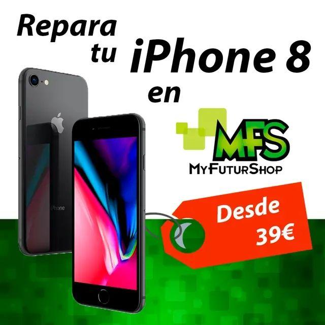 REPARACIONES IPHONE 8