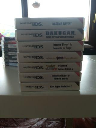 Juegos Nintendo DS(NDS)