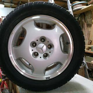 Llantas de aluminio Mercedes Vito