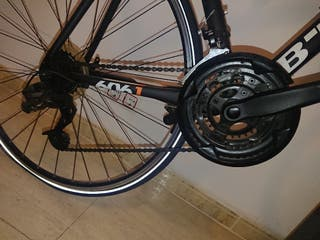bicicleta de carretera Btwin Triban 500