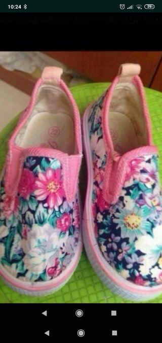 zapatillas nuevo
