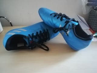 Botas fútbol Messi Adidas