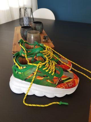 Zapatillas replica Versache talla 37