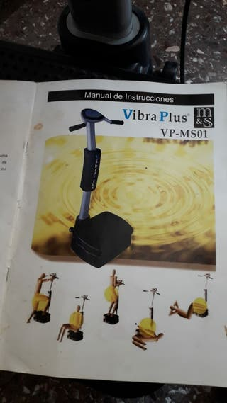 VIBRA PLUS VP-MS01