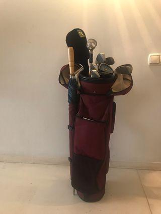 Juego palos de golf Wilson