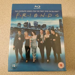 F.R.I.E.N.D.S Blu-ray dvds complete series