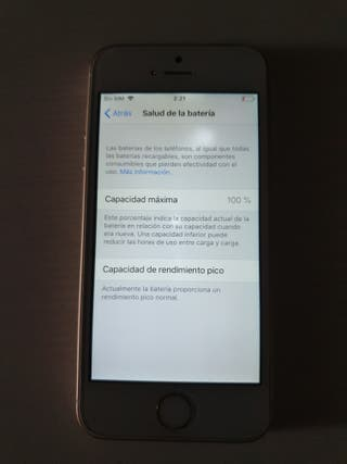 Se vende Iphone SE 64gb
