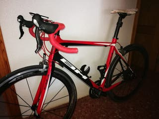 Bicicleta carretera Bh speedrom carbono