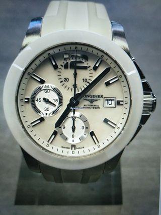 Reloj Longines Conquest.