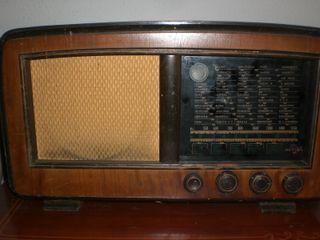 RADIO DE VALVULAS REXON