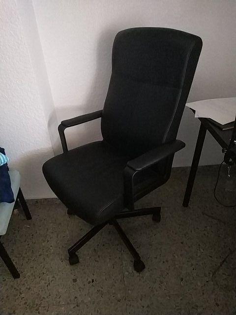 Silla oficina ajustable IKEA