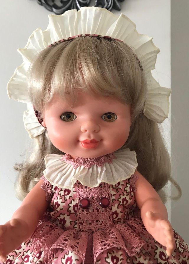 Muñeca conchi famosa