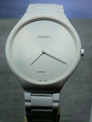 Reloj Rado True Thinline.
