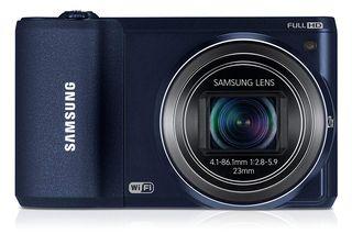 Cámara Samsung compacta de 16,3 Megapixels.