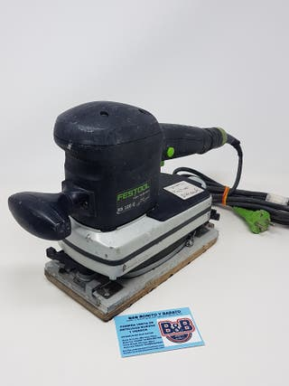 LIJADORA FESTOOL RS 100 Q