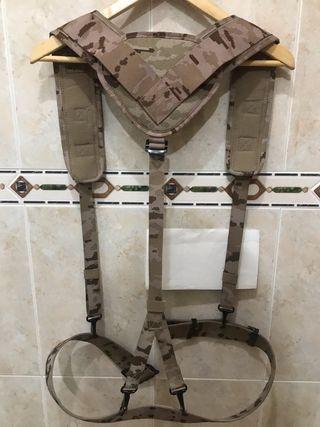 Cinturon con sujecion