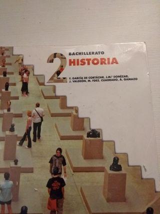 Historia de España 2.BACH