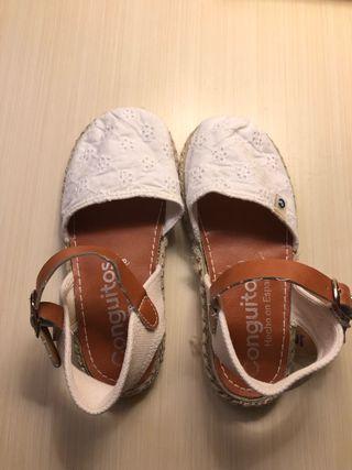 Zapatillas esparto CONGUITOS