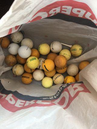 Pack de pelotas de golf de entreno