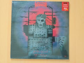 VOIVOD - DIMENSION HATROSS (LP) PRECINTADO!!!!