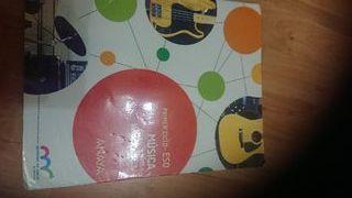 libro musica 1 eso