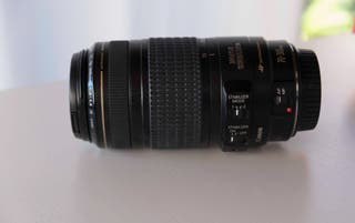 Objetivo Canon 70-300 mm