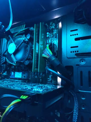 Ram DDR4 2x8GB