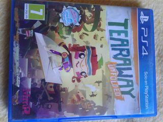 Terraway PS4