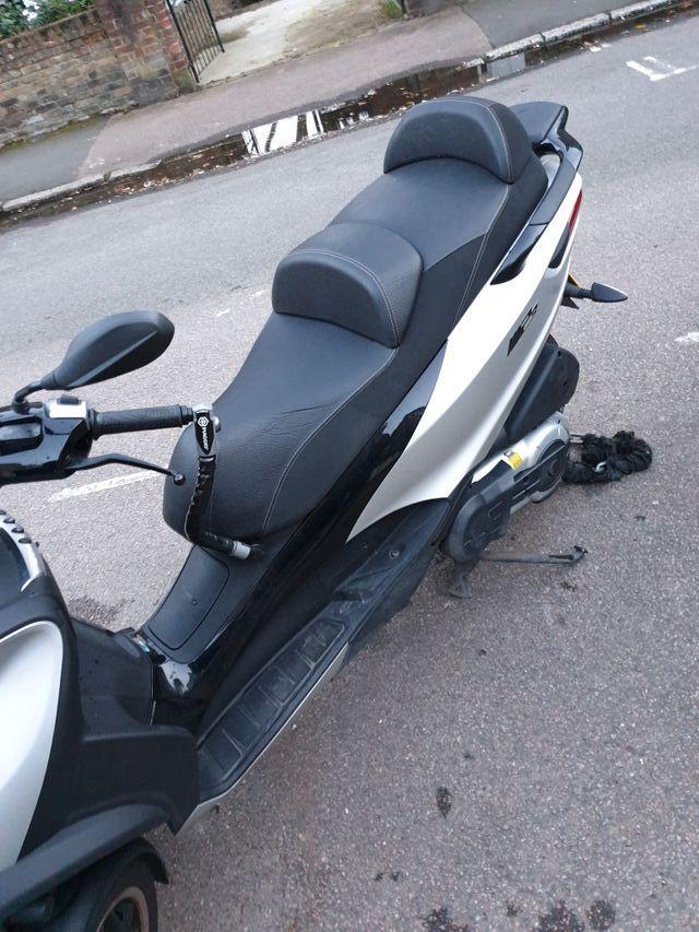 Piaggio mp3 500 ABS ASR