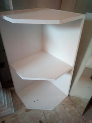 Mueble de cocina esquinero de segunda mano en wallapop - Mueble esquinero cocina ...