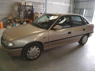 Opel Astra 1.7 TD (Diesel, muy bajo consumo)