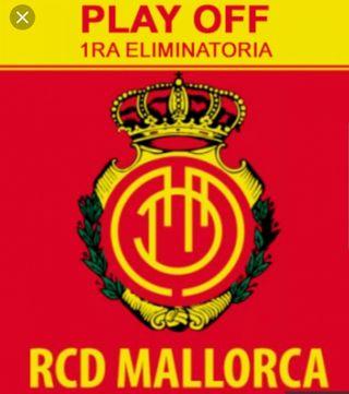 Entrada play off mallorca 13/06/2019