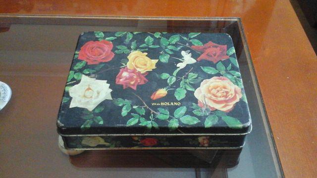 Cajas metálicas antiguas, 3 , muy bien conservadas