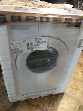 lavadora marca nueva ela caja