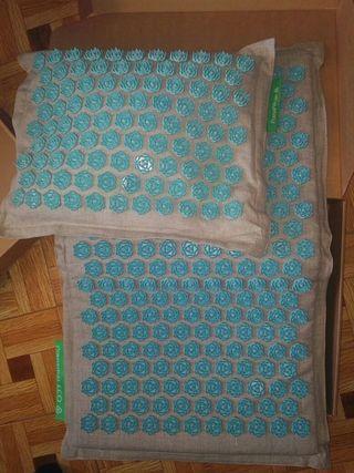 PRANAMAT esterilla + almohada