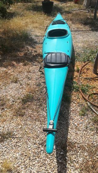 vendo kayak de travesía