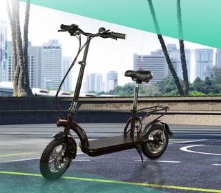 Moto scooter patinete eléctrico tipo Citycoco 8.0