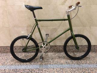 Bicicleta mini-velo