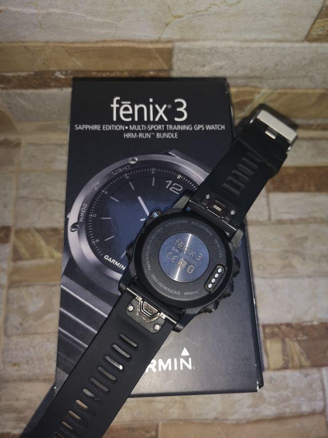 Garmin Fenix 3 edición zafiro