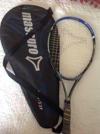 Raqueta de tenis iniciación niño