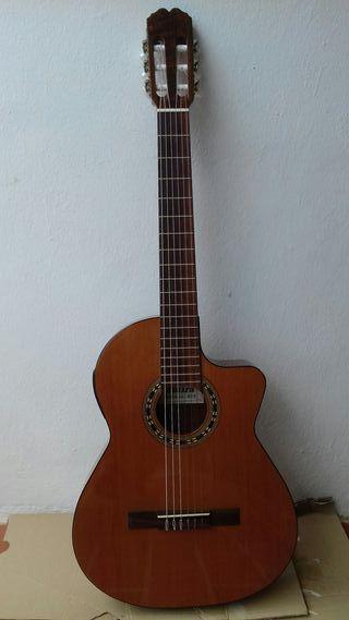 Guitarra Admira Malaga ECT