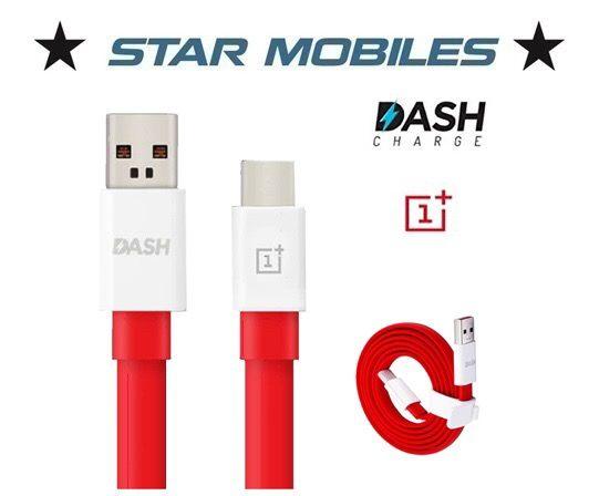 Cable de carga dash oneplus 1m nuevo