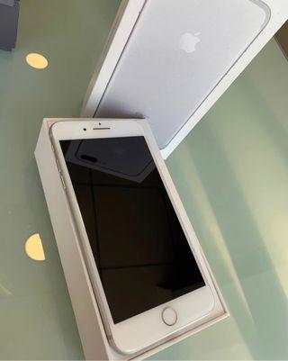 iPhone 7 Plus 256 gb plata