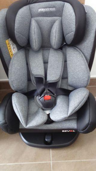 silla de coche nueva