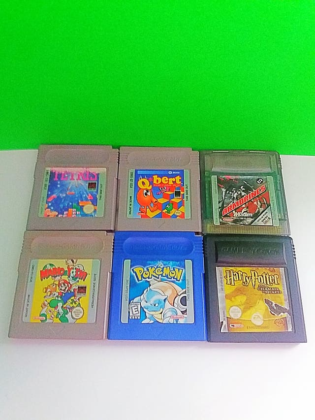 Game Boy / Color Juegos