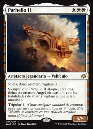 Parhelio II - MTG - CARTAS MAGIC - X1
