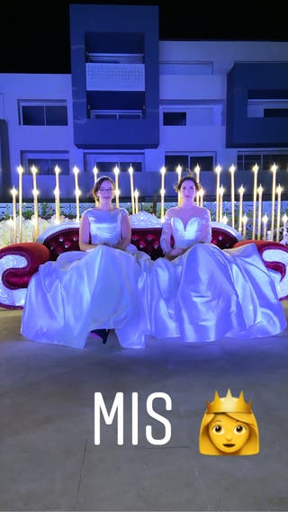 Vestido de novia. Nuevo. Sin estrenas