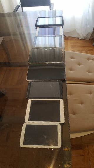 Vendo tablet para piezas